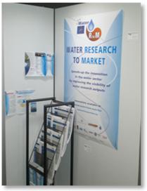 Water RtoM en la GREENWEEK (Mayo 2012)